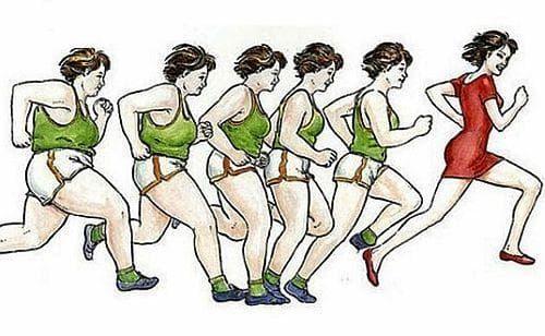 Как да бягаме, така че да отслабваме? - изображение