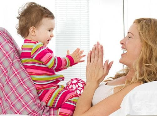 Как да играем с бебето според това на колко месеца е то? - изображение