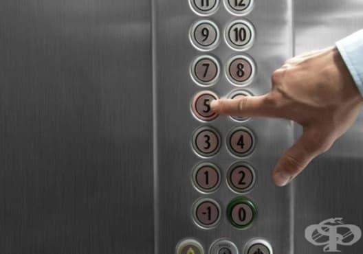Как да избягате от заседнал асансьор със или без помощ - изображение