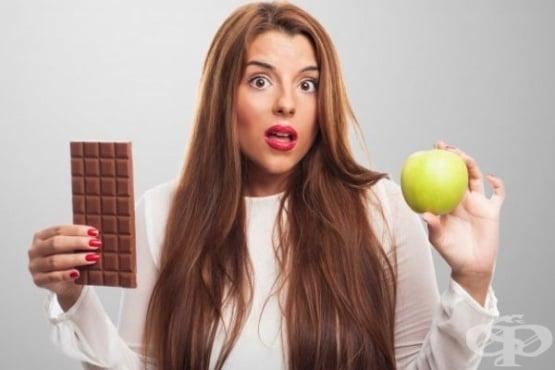 Как да изградим правилни хранителни навици - изображение