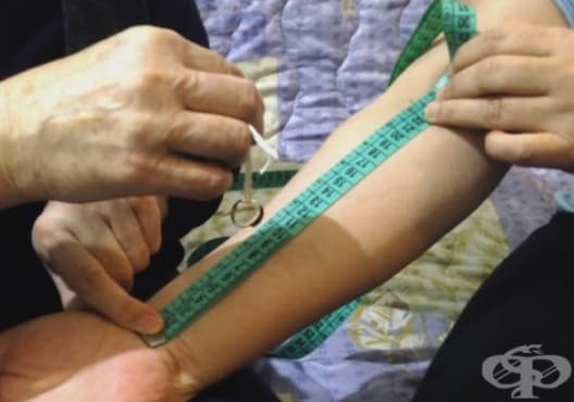 Как да измерим кръвното налягане с пръстен, въженце и шивашки метър? - изображение