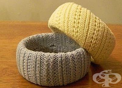 Как да направим старите вълнени пуловери отново полезни? - изображение