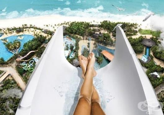 Как да оцелеете при падане от екстремна височина - изображение