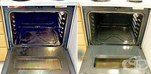 7 алтернативни метода да почистим фурната от мазнината и нагара - изображение