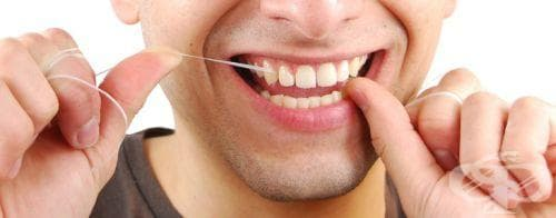 Как да почистваме зъбите си с конец за още по-добра устна хигиена - изображение