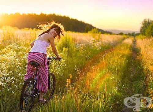 Как да предотвратите мускулните болки след каране на велосипед? - изображение