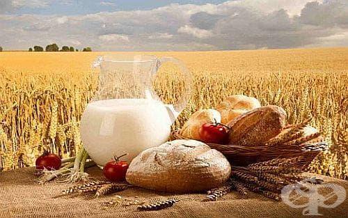 Как да премахнем цирей с помощта на хляб и прясно мляко? - изображение