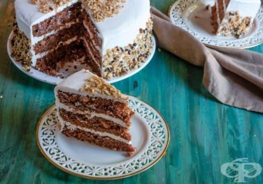 Как да разрежем перфектното парче торта? - изображение