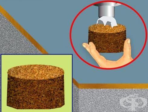 Как да развъртим безопасно счупена електрическа крушка? - изображение