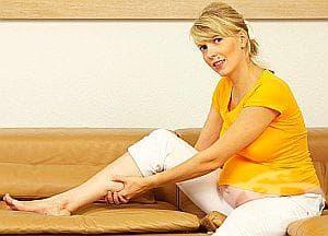 Как да се предпазите от разширени вени, ако сте бременна? - изображение