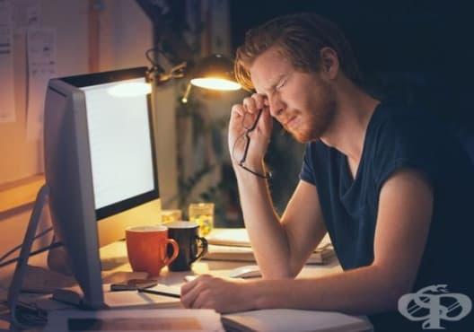 Как да се справим с липсата на сън? - изображение