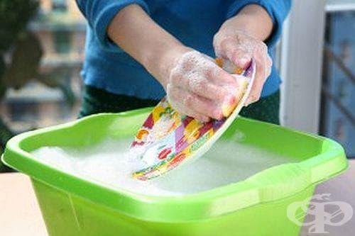 Как да си направим домашен био препарат за миене на съдове? - изображение