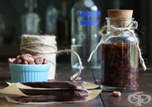 Как да си направим екстракт от какао? - изображение