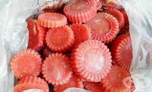 Как да съхраним доматите за зимата? - изображение