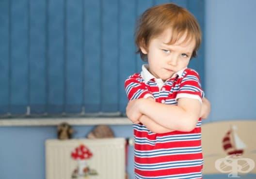 Как да успокоите детето само с един въпрос? - изображение