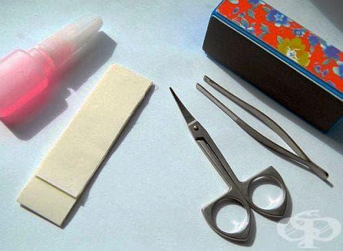 Как да запазим счупен нокът? - изображение