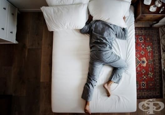 Как да заспите за 10, 60 или 120 секунди  - изображение
