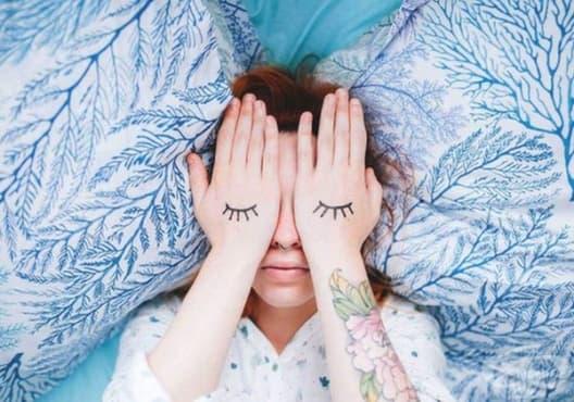 Как да заспите за по-малко от 2 минути - изображение