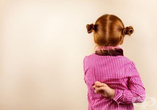 Как да възпитаме детето да не лъже, като избягваме тези 9 грешки - изображение