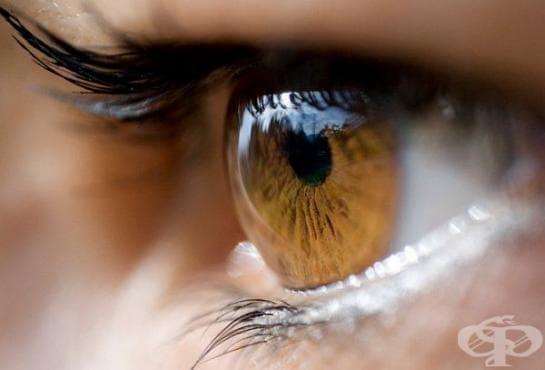 Как здравето влияе върху цвета на очите? - изображение