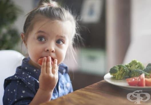 Какво да правите, ако детето се задави - изображение