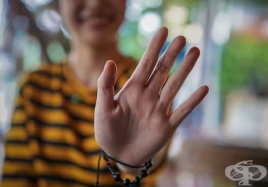 Какво разкрива дължината на пръстите за вашата личност - изображение