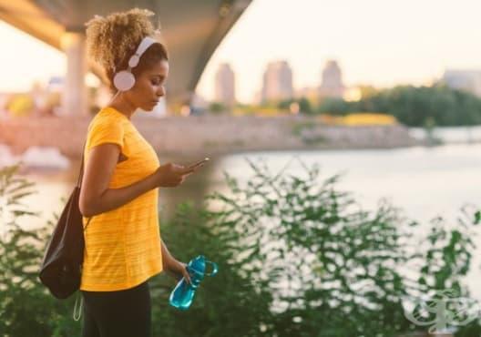 Какво се случва с тялото, когато тренирате и не пиете достатъчно вода - изображение