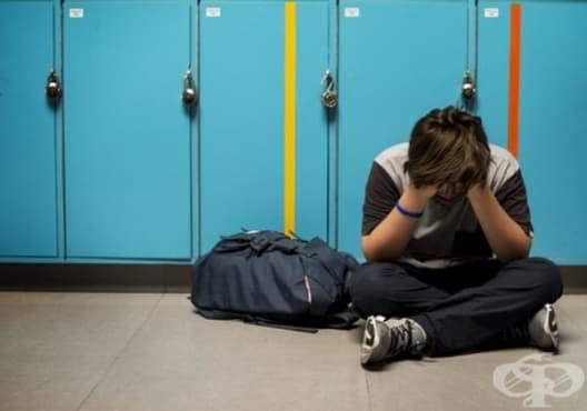 Какво трябва да направите, ако вашето дете стане обект на тормоз в училище - изображение