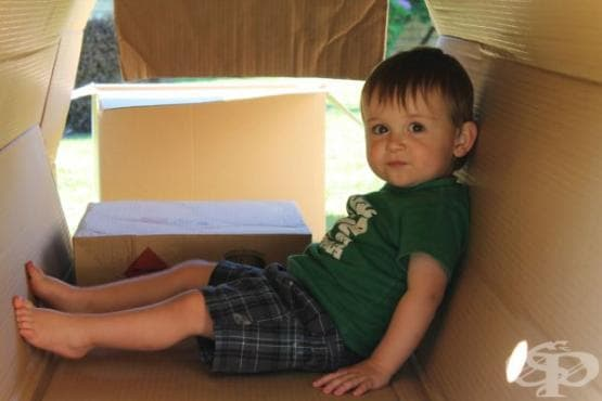 Не купувайте много играчки на детето, за да развиете креативността му - изображение