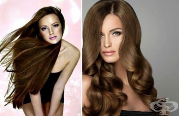 Как да потъмните косата си с орехови кори?   - изображение