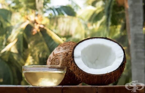Насърчете растежа на косата с кокосово масло и сок от лук  - изображение