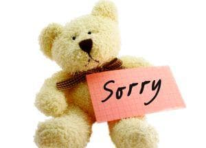 """Колкото по-често казвате """"извинявай"""", толкова по-добре - изображение"""