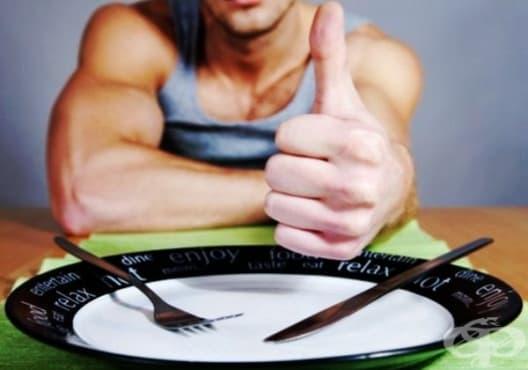 Консумирайте 12 храни за изграждане на мускулна маса - изображение
