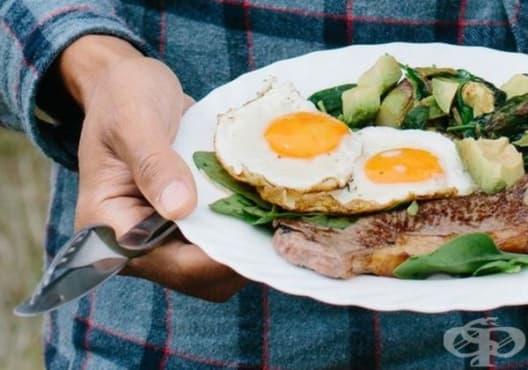 Консумирайте 19 храни, които помагат за изграждане на мускулна маса - изображение