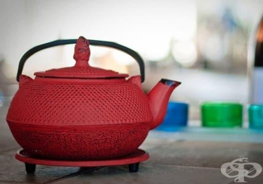 Консумирайте чай от целина и хинап срещу хипертония - изображение