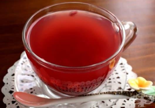 Консумирайте чай от кори на нар против диария - изображение