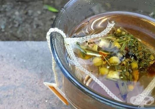 Консумирайте чай от тулси, маточина и жълт кантарион срещу депресия - изображение