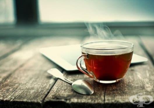 Консумирайте чай от плодове на хвойна срещу синузит - изображение