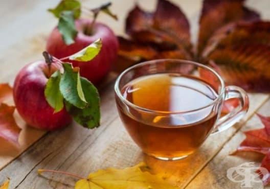 Консумирайте чай от ябълка срещу киселинен рефлукс - изображение
