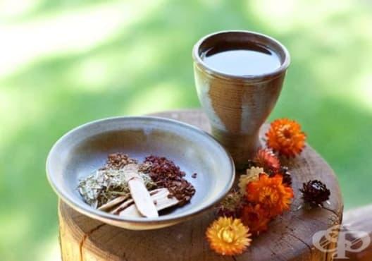 Консумирайте чай от шипка, ябълка и глухарче срещу грип и настинка - изображение