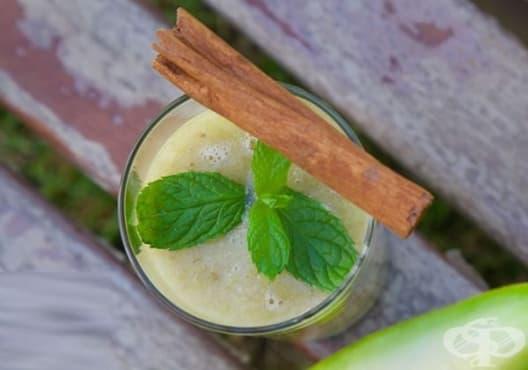 Консумирайте напитка от пъпеш, грозде и мента срещу разширени вени - изображение
