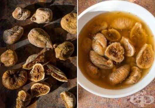Консумирайте смокини и зехтин срещу хемороиди - изображение