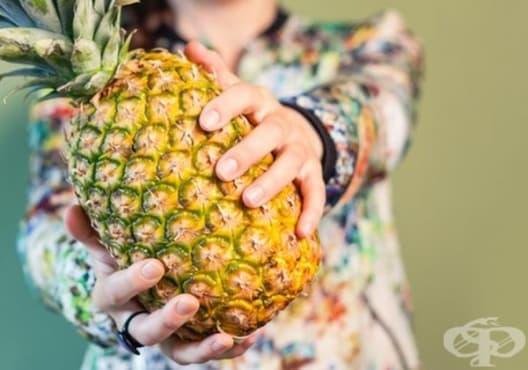 Консумирайте сок от ананас и семена от чиа за плосък корем - изображение