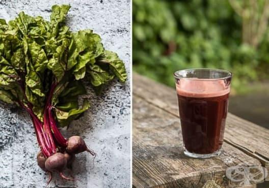 Консумирайте сок от цвекло, захар и бирена мая срещу запек и хемороиди - изображение