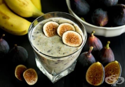 Консумирайте сок от смокини и банан против запек - изображение