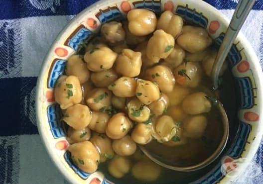 Консумирайте супа от нахут срещу чревни паразити - изображение