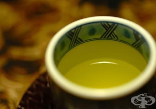 Консумирайте зелен чай против стрес и напрежение - изображение