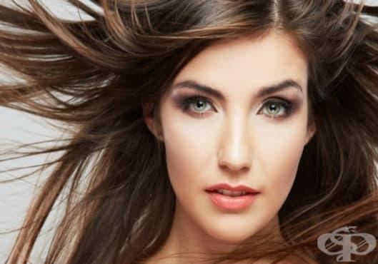 Как да избегнете наелектризирането на косата по време на полет - изображение
