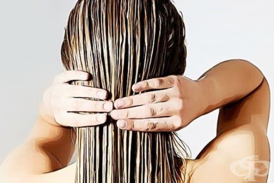 Възстановете сухата и увредена коса с лавандула, сода и масло от карите  - изображение