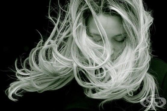 Спрете косопада с маска за коса с джинджифил - изображение